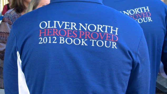 A Story About Oliver North