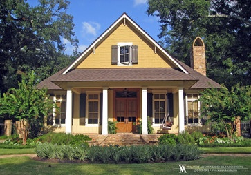 Walcott adams verneuille southern homes fairhope alabama homes for Fairhope house plan