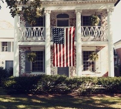 Sweet Home Southern Patriotism