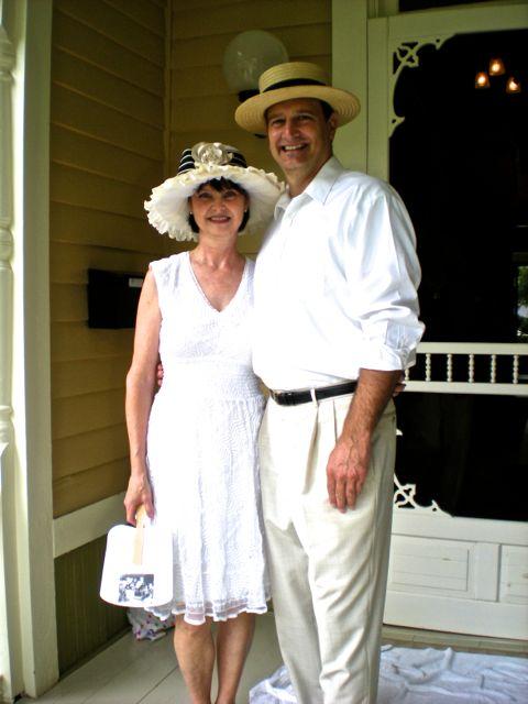 Doug & Rachel 2 House Anniversary