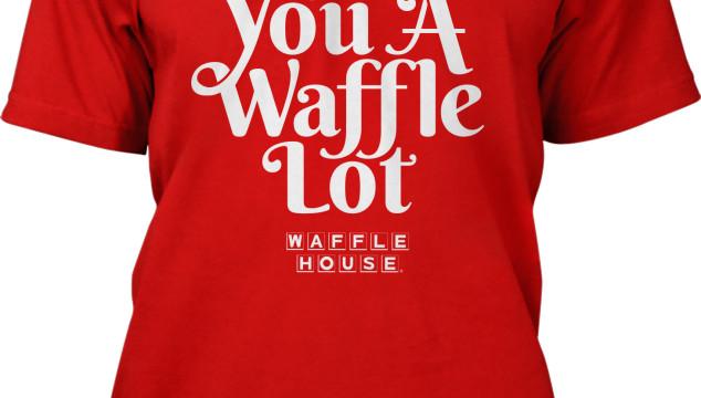 I heart you a Waffle Lot.