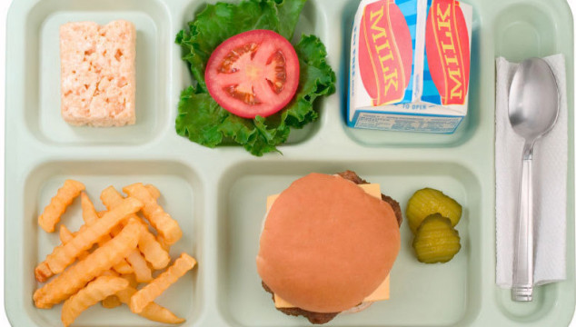 School lunches . . . what do you think?