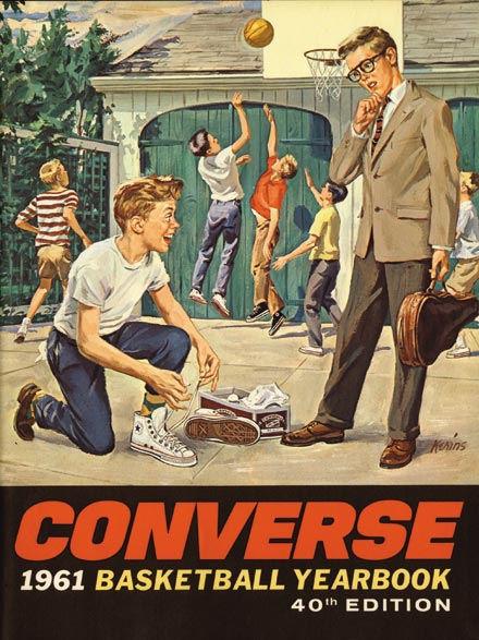 Converse All Stars are BIG Leslie Anne Tarabella