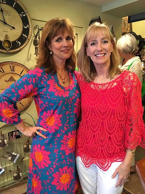 Leslie Anne Tarabella and Karyn Tunks