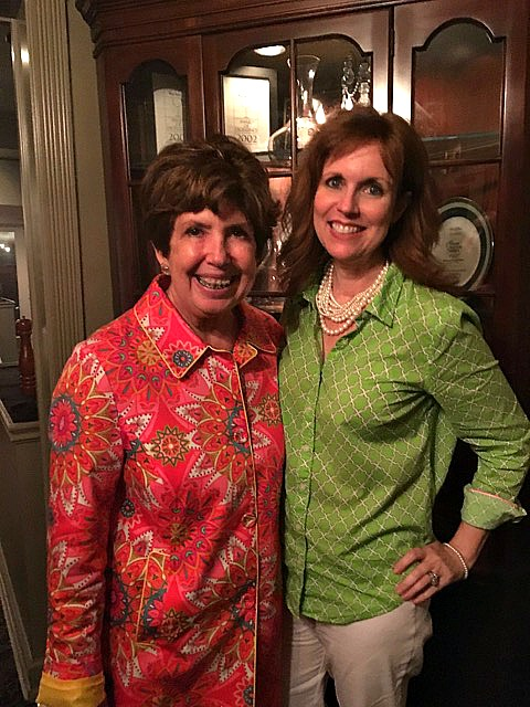 Mary Kay Andrews and Leslie Anne Tarabella