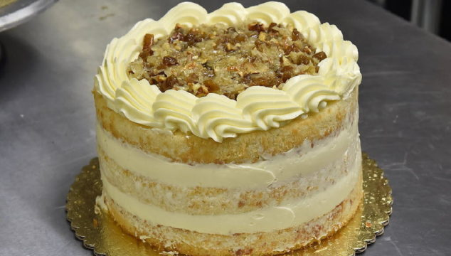 Lane cake's a 'Lame' cake for our state dessert
