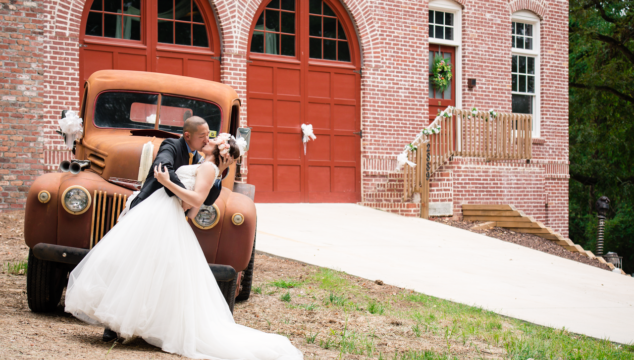 Firehouse Wedding