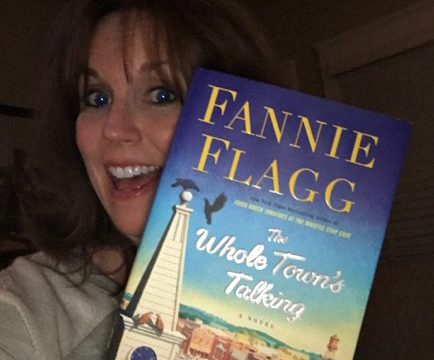 Help me interview Fannie Flagg!