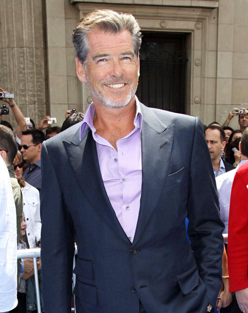 Pierce Brosnan - aging gracefully 50 over 50
