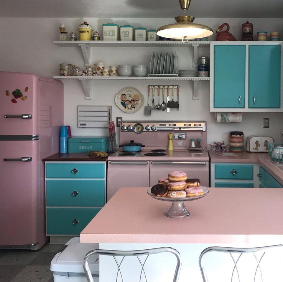Kitchen color memories