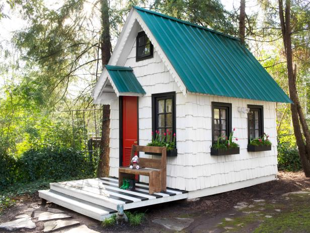 Tiny houses aren't for Southerners