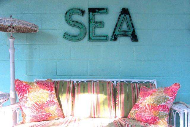 MKA's Beach House Tour